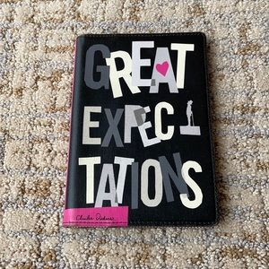 Kate Spade Ltd. Edition Great Expectations Cover